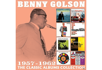 Benny Golson - The Classic Albums Collection: 1957-1962 - (CD)