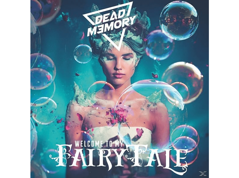 Dead Memory - Welcome To My Fairytale [CD]