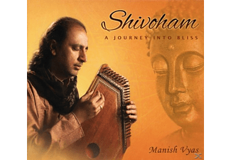 Manish Vyas - Shivoham - (CD)