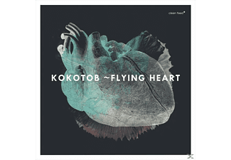 Kokotob - Flying heart - (CD)