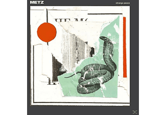 Metz - Strange Peace (MC) - (MC (analog))