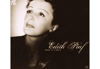 Edith Piaf - Hymne A L'Amour - (CD)