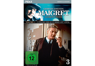 Maigret, Vol. 3 - (DVD)