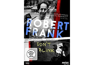 Don't Blink - Robert Frank - (DVD)