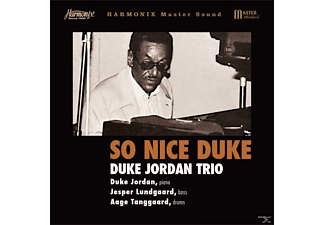 Duke Jordan Trio - So Nice Duke - (Vinyl)