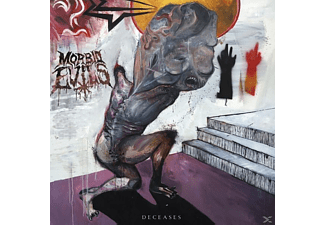 Morbid Evils - Deceases - (CD)