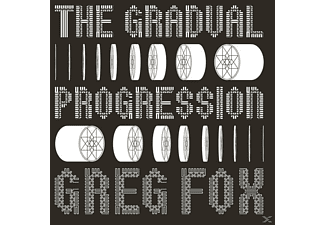 Greg Fox - The Gradual Progression - (CD)