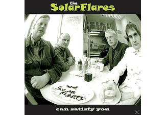 The Solarflares - Can Satisfy You - (Vinyl)