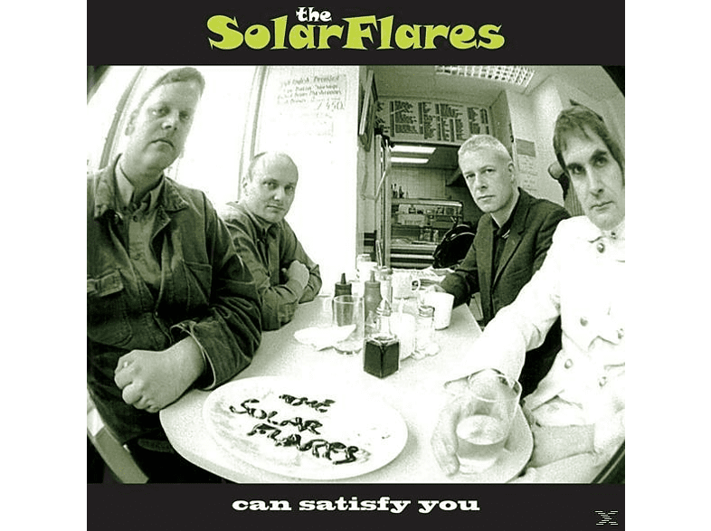 The Solarflares - Can Satisfy You [Vinyl]