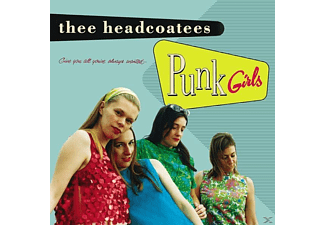 Thee Headcoatees - Punk Girls - (Vinyl)