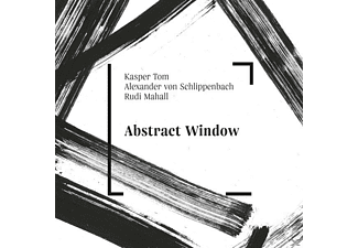 Tom,Kasper/Schlippenbach,Alexander von/Mahall,Rudi - Abstract Window - (CD)