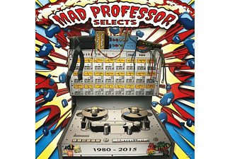 Mad Professor - Mad Professor Selects - (Vinyl)