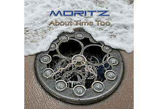 Moritz - About Time Too - (CD)