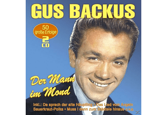 Gus Backus, VARIOUS - Der Mann im Mond-50 grosse E - (CD)