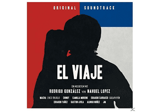 VARIOUS - El Viaje-Original Soundtrack - (CD)