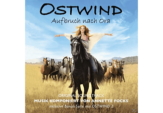 Annette Focks - Ostwind 3 - (CD)