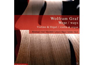 VARIOUS - Wolfram Graf: Wege/ways - (CD)