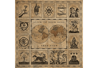 Stick To Your Guns - True View - (CD)