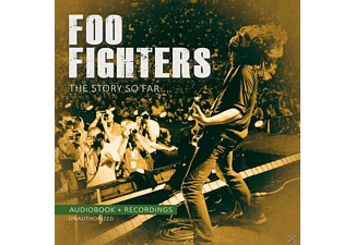 Foo Fighters - Foo Fighters-The Story So Far/Unauthorized - (CD)