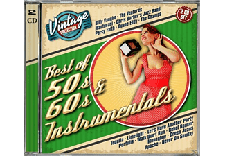 VARIOUS - Best Of 50's & 60's Instrumental-Vintage Collecti - (CD)