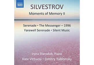 Starodub,Iryna/Yablonsky,Dmitry/Kiev Virtuosi - Moments of Memory II/+ - (CD)