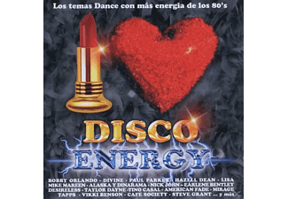 VARIOUS - i love disco energy vol.2 - (CD)
