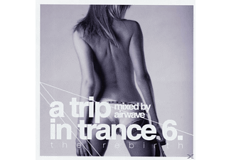 VARIOUS - a trip in trance vol.6 - (CD)