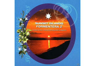 VARIOUS - sunset island-formentera vol.2 - (CD)
