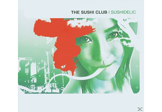 The Sushi Club - Sushidelic - (CD)