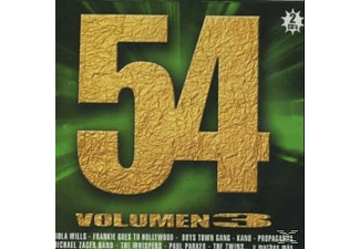 VARIOUS - 54 vol.3 - (CD)