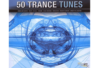 VARIOUS - 50 trance tunes - (CD)