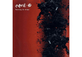 Culprit 1 - RUNNING IN ORDER - (CD)