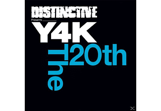 Various/Distinctive Pres - Distinctive Pres.The 20th - (CD)