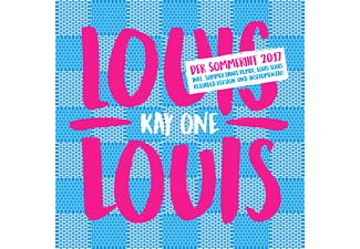Kay One - Louis Louis - (Maxi Single CD)