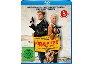 Die Eberhofer-Triple Box - (Blu-ray)