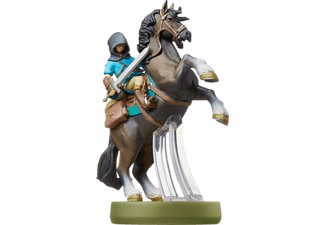 Amiibo - Link (Jinete) - The Legend of Zelda: Breath of the Wild