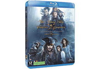 Pirates of the Caribbean 5 - Salazar's Revenge Blu-ray