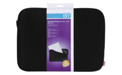 ISY INB 750 Notebook Sleeve - Pour 14.1