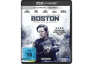 Boston - (4K Ultra HD Blu-ray + Blu-ray)