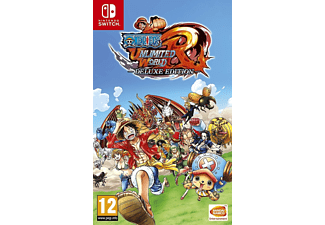 One Piece Unlimited World Red Deluxe Edition NL Switch