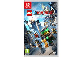 Lego Ninjago Movie Videogame NL/FR Switch