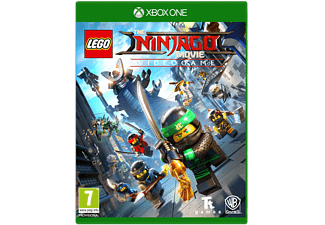 Lego Ninjago Movie Videogame NL/FR Xbox One