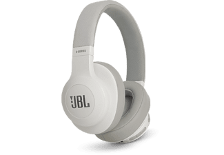 JBL Casque audio sans fil E55BT Over-ear Blanc (JBLE55BTWHT)