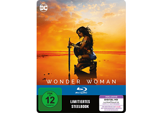 Wonder Woman (Steelbook) - (Blu-ray)