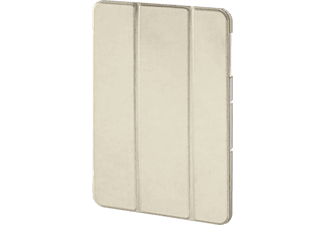 HAMA Fold Clear Tablethülle, Bookcover, 9.7 Zoll, Creme