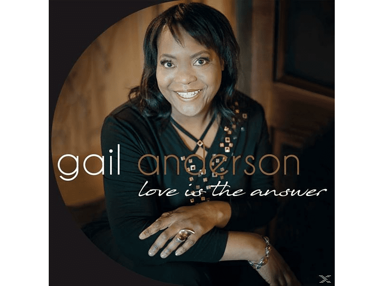 Gail Anderson - Love Is The Answer [CD]