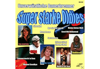 VARIOUS - Super starke Oldies - (CD)