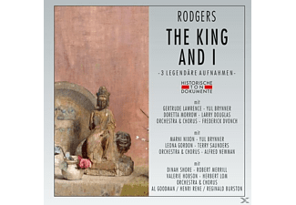 Orchestra  And Chorus Frederick Dvonch/Orchestra A - The King And I - (CD)