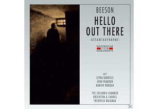 The Columbia University Chamber Orchestra And Chor - Hello Out There - (CD)