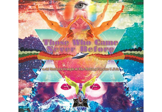 Acid Mothers Temple - Those Who Came Never Before - (CD)